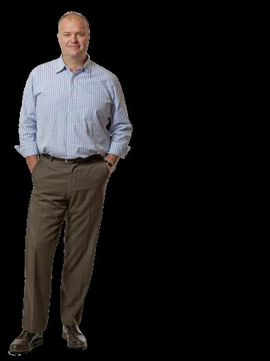 Tom Dibble, Aria CEO